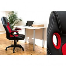 Red & Black Racing Office Chair