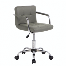 Cuban Office Chair Grey