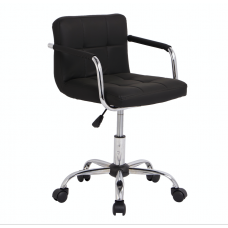 Cuban Office Chair Black