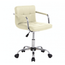Cuban Office Chair White