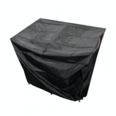 3PC Oakfield Rattan Set Black With Covers