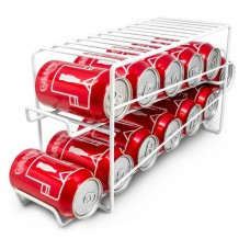 Can Beverage Dispenser Rack