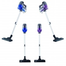 Neo 600W Dual Cyclone Corded Stick Vacuum Blue or Purple